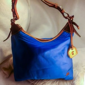 Authentic nylon Dooney & Bourke purse handbag